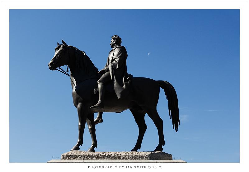 King George IV Trafalgar Square