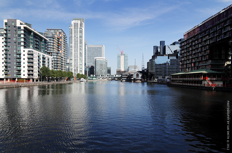 Millwall Harbour, Isle of Dogs
