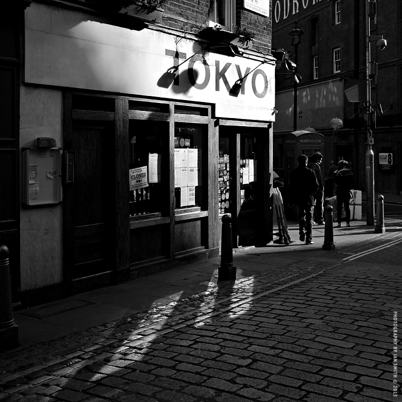 Tokyo Diner in London Chinatown