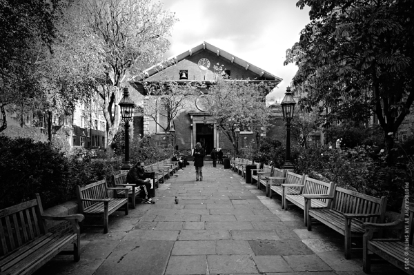 The Actors Church Covent Garden London