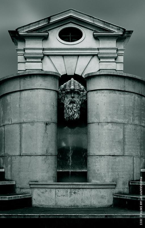 Neptune Fountain Covent Garden London