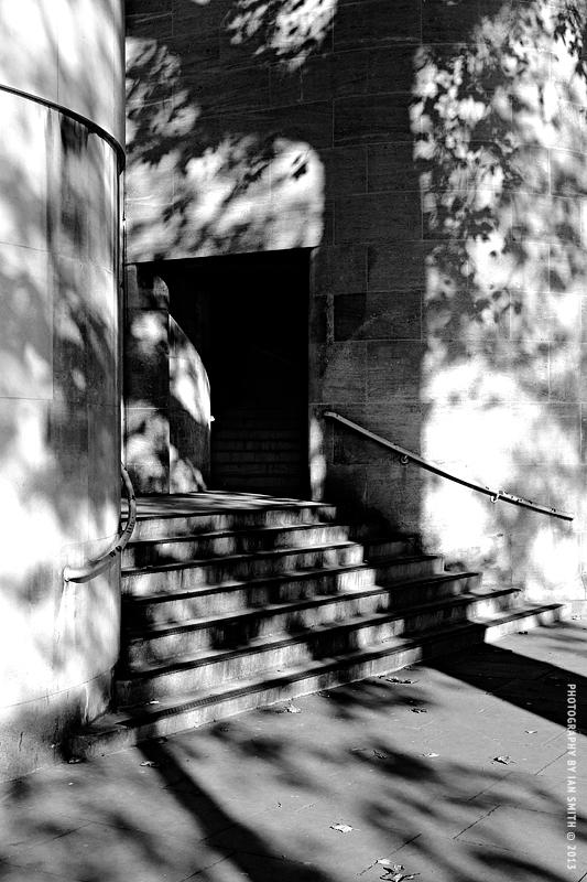 Waterloo Bridge Stairs