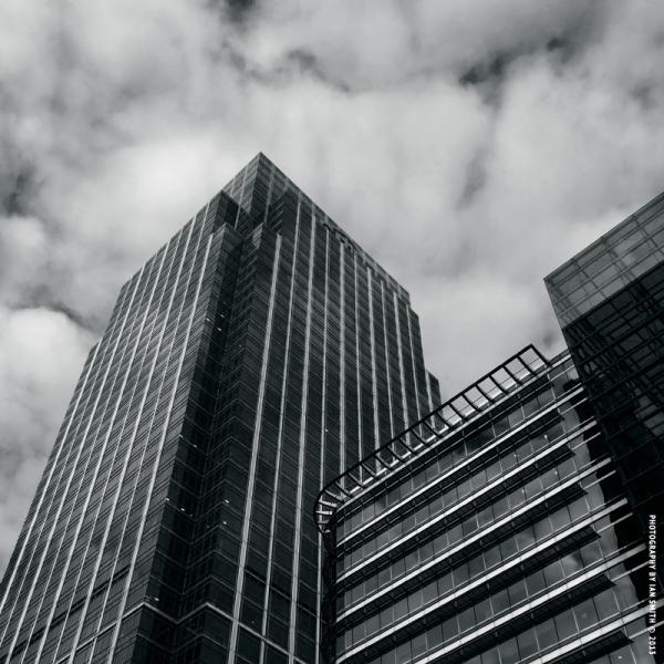 Citygroup Centre, Canary Wharf, London
