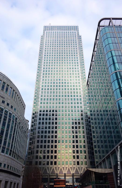 One Canada Square, Canary Wharf, London