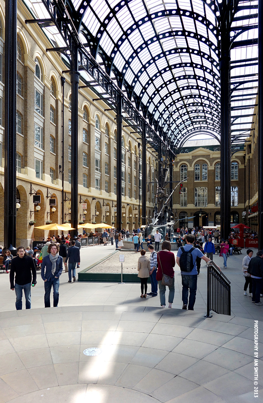 Hays Galleria, London