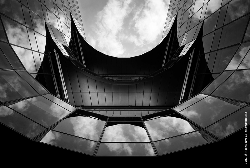 Batman Building London