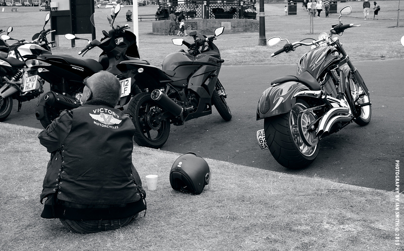 Hunstanton Seafront & Victory Motorcycle