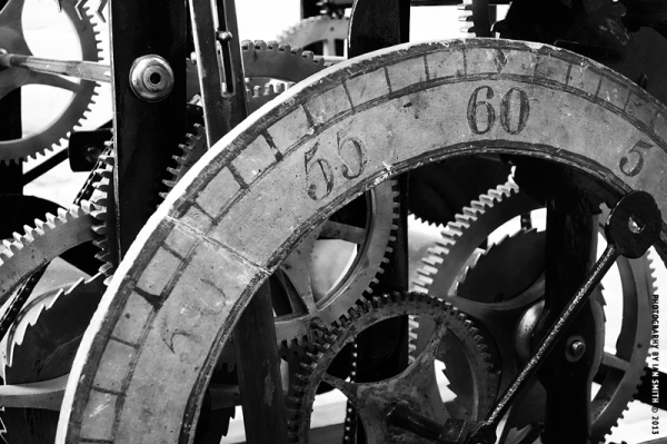 Gressenhall Workhouse Clock