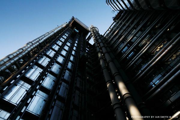 Lloyds Building London