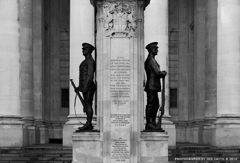 Memorial to the soldiers of World War 1