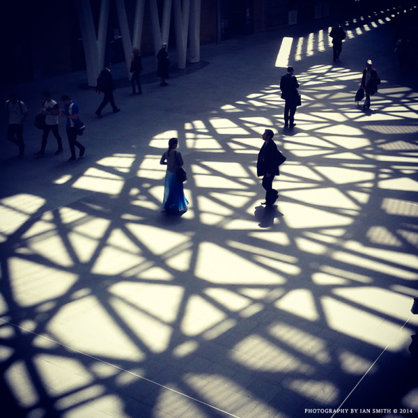 Instagram photo from Kings Cross Station