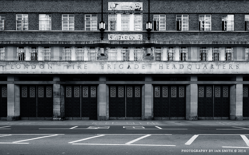 London Fire Brigade HQ