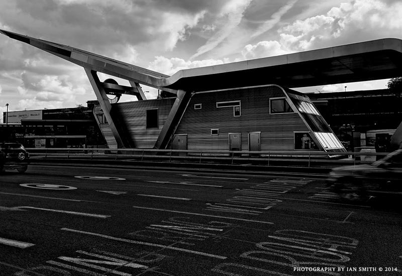 Vauxhall Bus Station