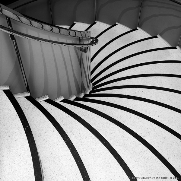 Tate Britain Rotunda Staircase