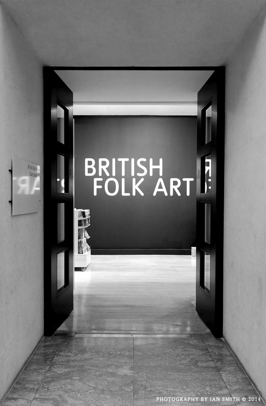 British Folk Art at Tate Britain