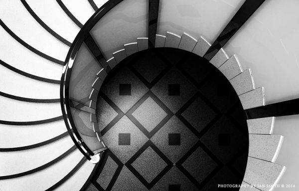 Spiral Stairs of Tate Britain