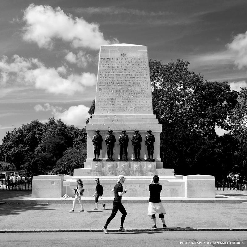 Guards Division Memorial, St James' Park