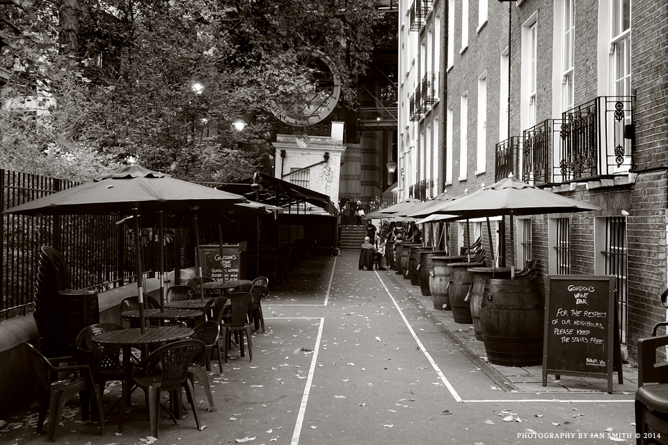 Watergate Walk, London