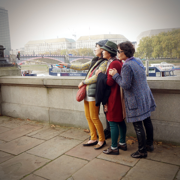 3 Generations in one Selfie
