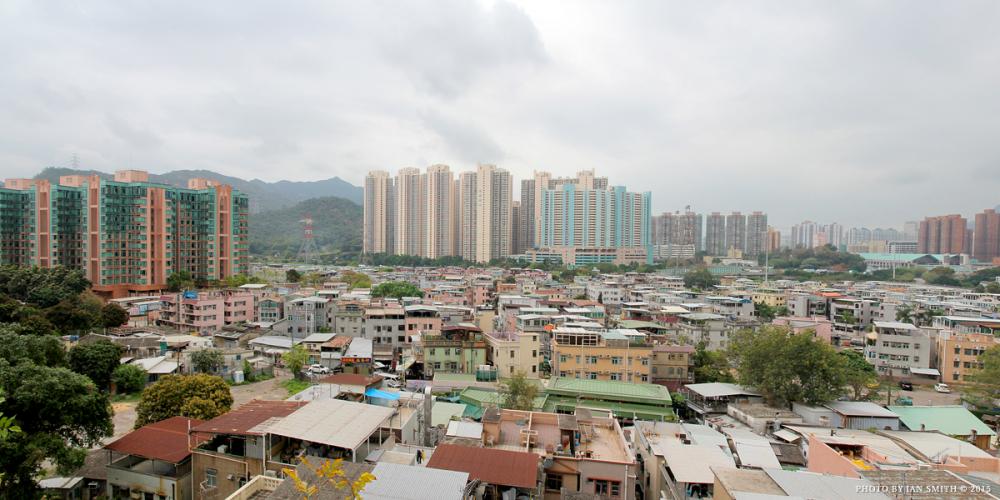 Lam Tei Panorama, Tuen Mun, Hong Kong