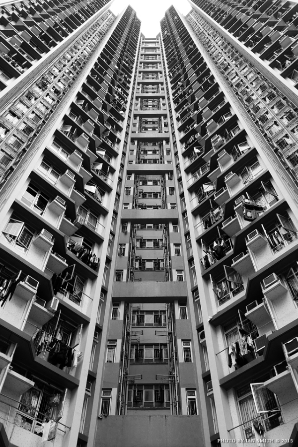 Yau Tong Estate building