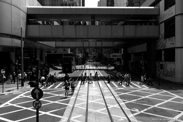 Des Voeux Road Central, Hong Kong