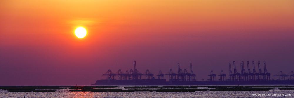 Shenzhen Bay Sunset
