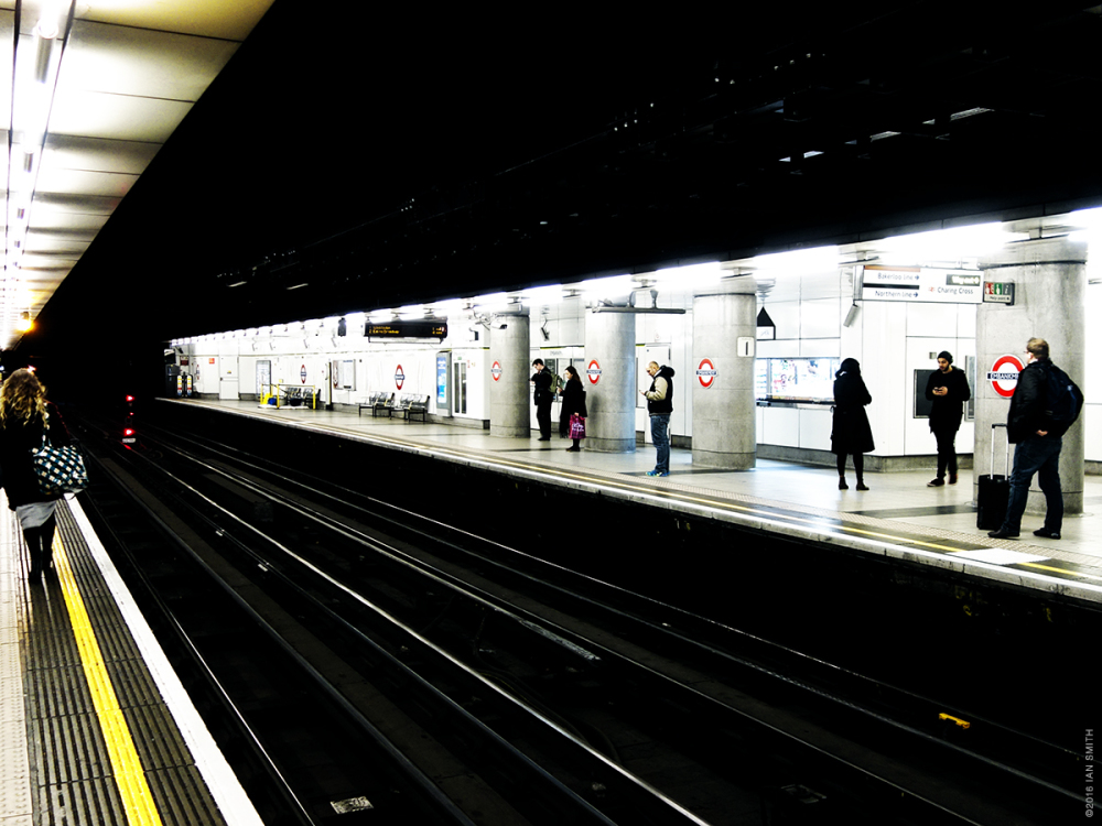 Embankment Circle & District Line Platforms