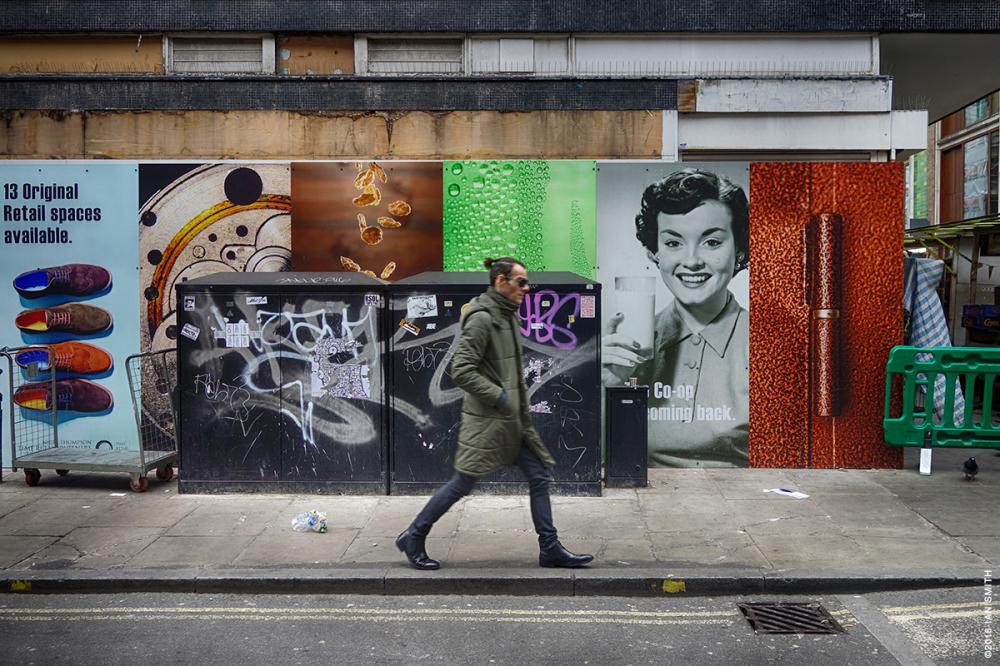 Peter Street, London