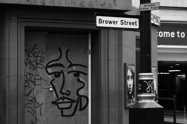 Welcome to Brewer Street