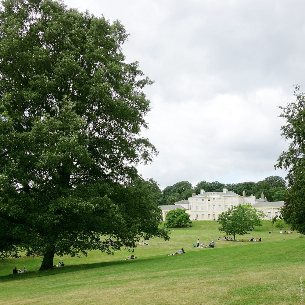 View of Kenwood House, Hampstead Heath