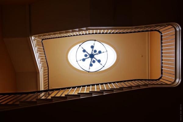 Kenwood House Stairwell (II)