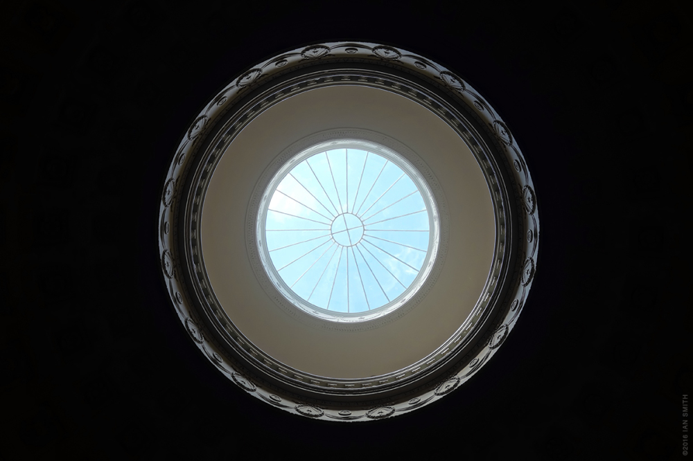 Lightwell in Kenwood House