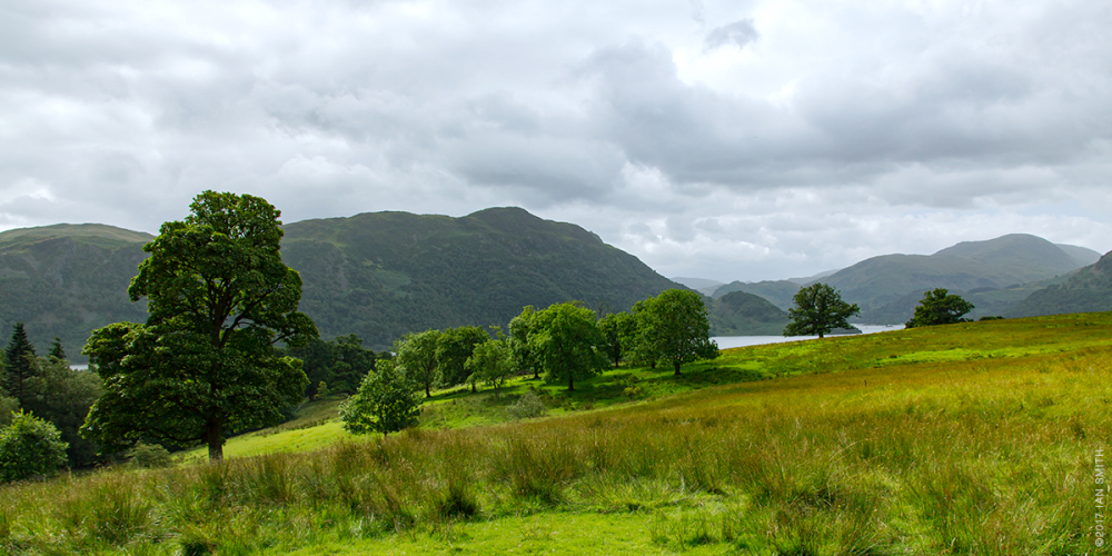 Landscape Lake District