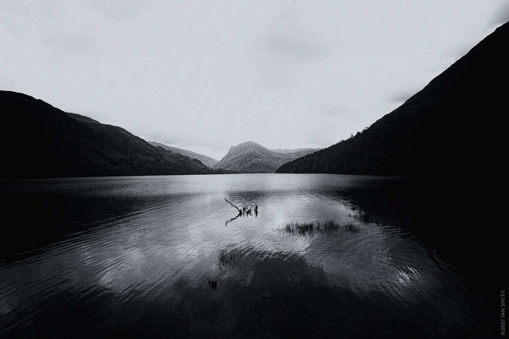 Buttermere Lake in the Lake District