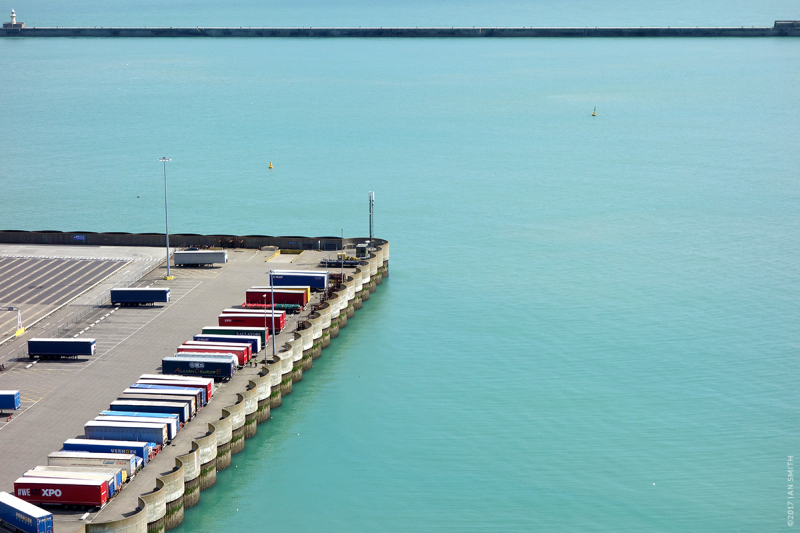 Port of Dover Trailers