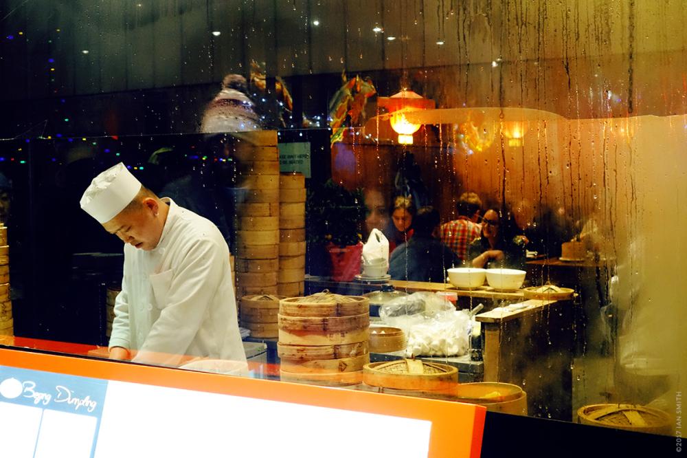 Beijing Dumpling restaurant in London Chinatown