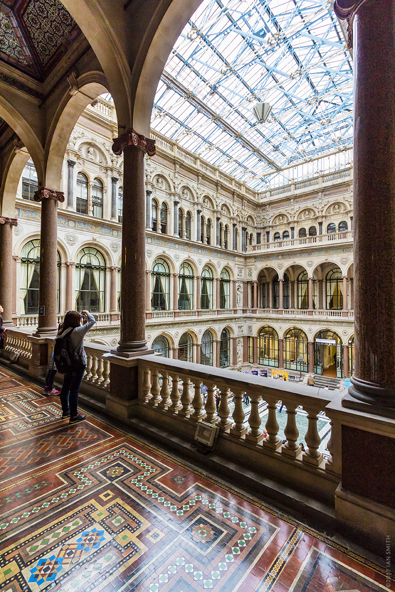 The Durbar Court, Foreign & Commonwealth Office