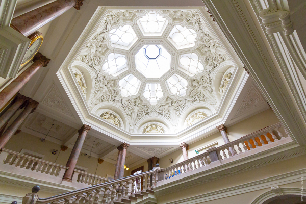 Muses' Staircase, Foreign & Commonwealth Office