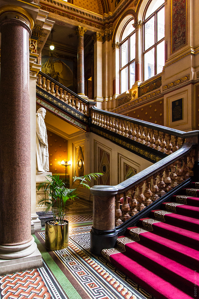 The Grand Staircase, Foreign & Commonwealth Office