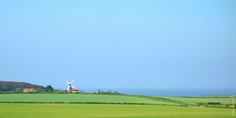 Windmill at Weybourne, Norfolk