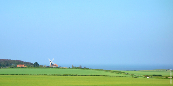 Windmill at Weybourne, Norfolk