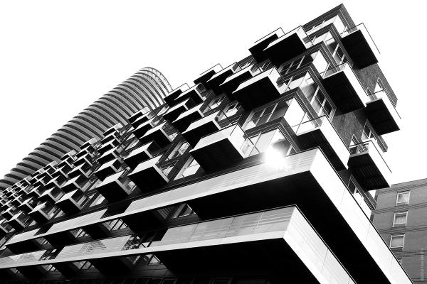 Baltimore Wharf Apartments, Canary Wharf, London