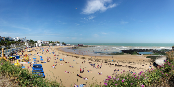 Summer in Broadstairs