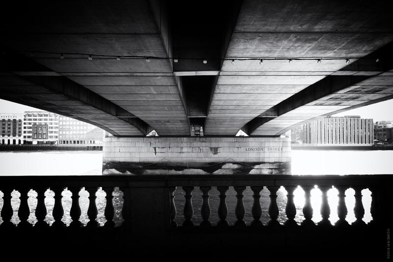 Beneath London Bridge