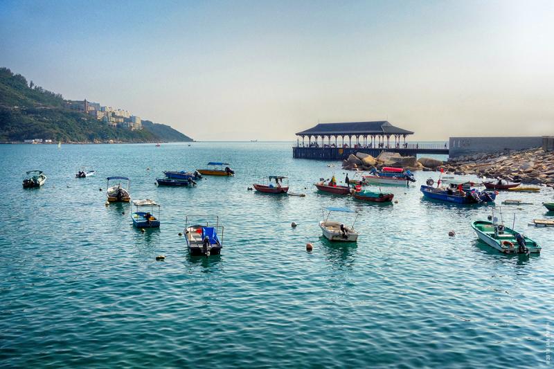 Stanley Bay, Hong Kong