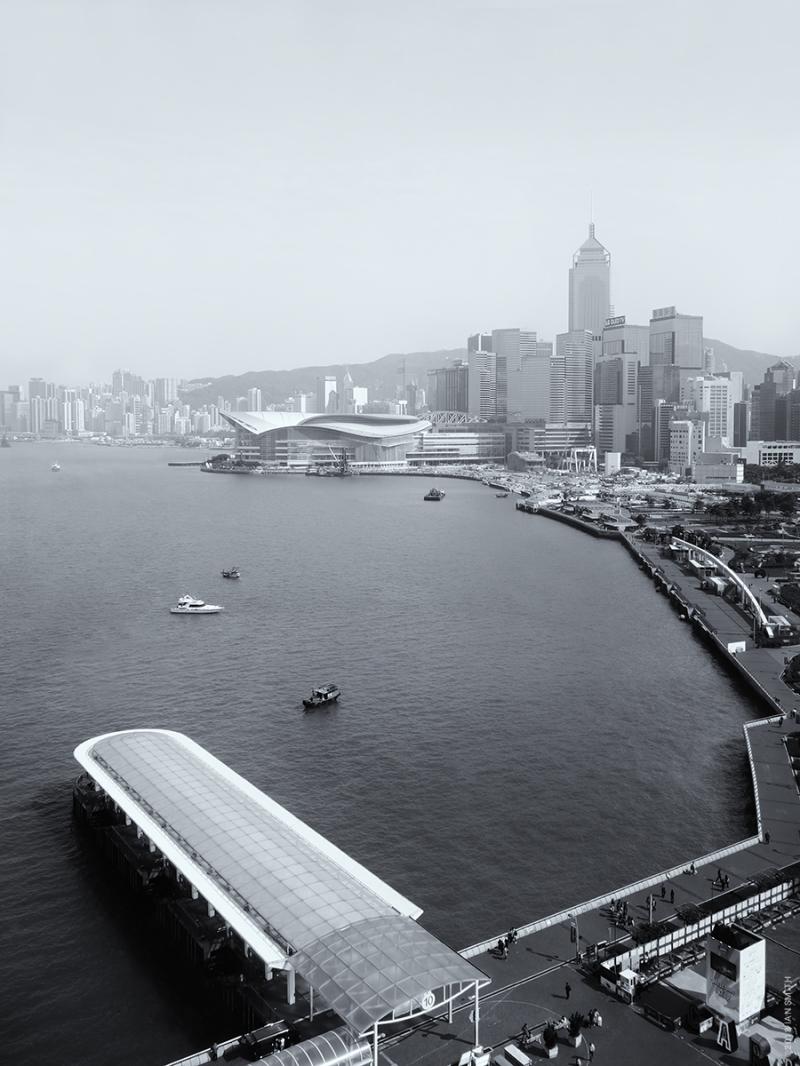 Central Waterfront Promenade, Hong Kong