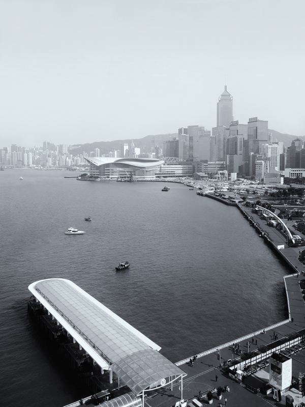 Central Waterfront Promenade, Hong Kong
