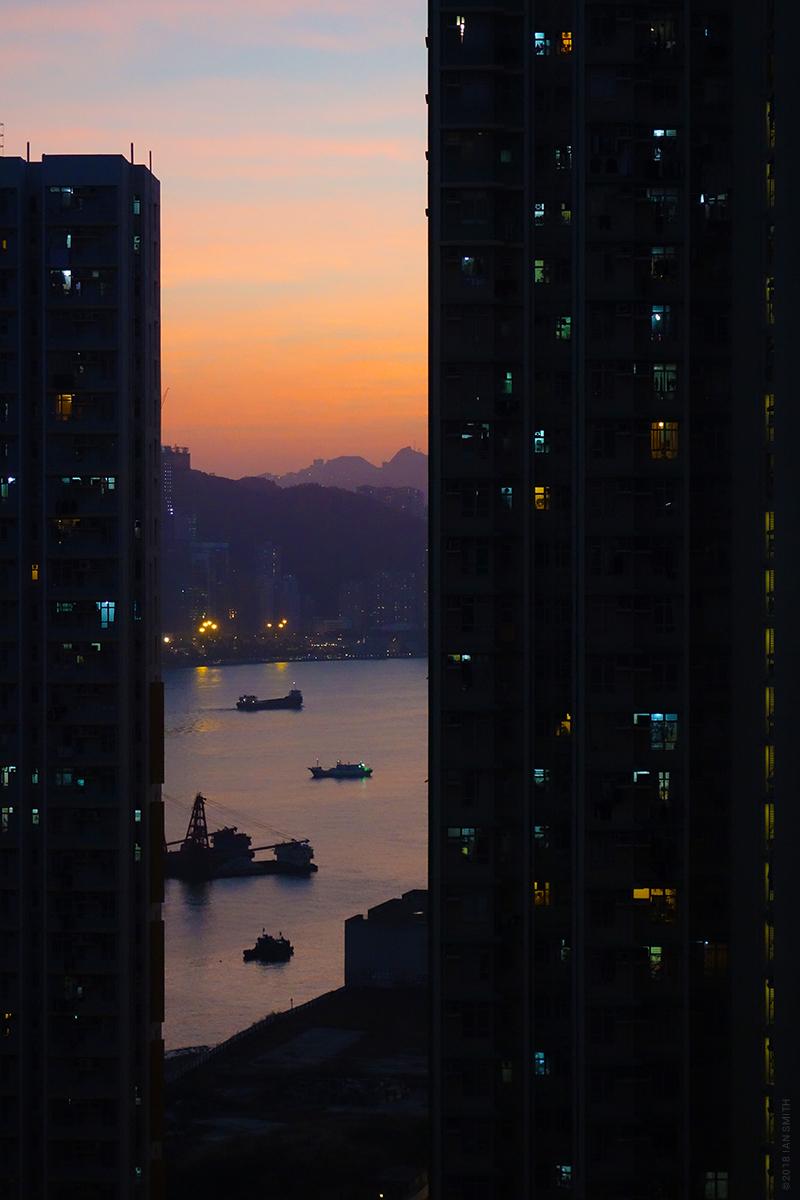 An Evening in Yau Tong, Hong Kong