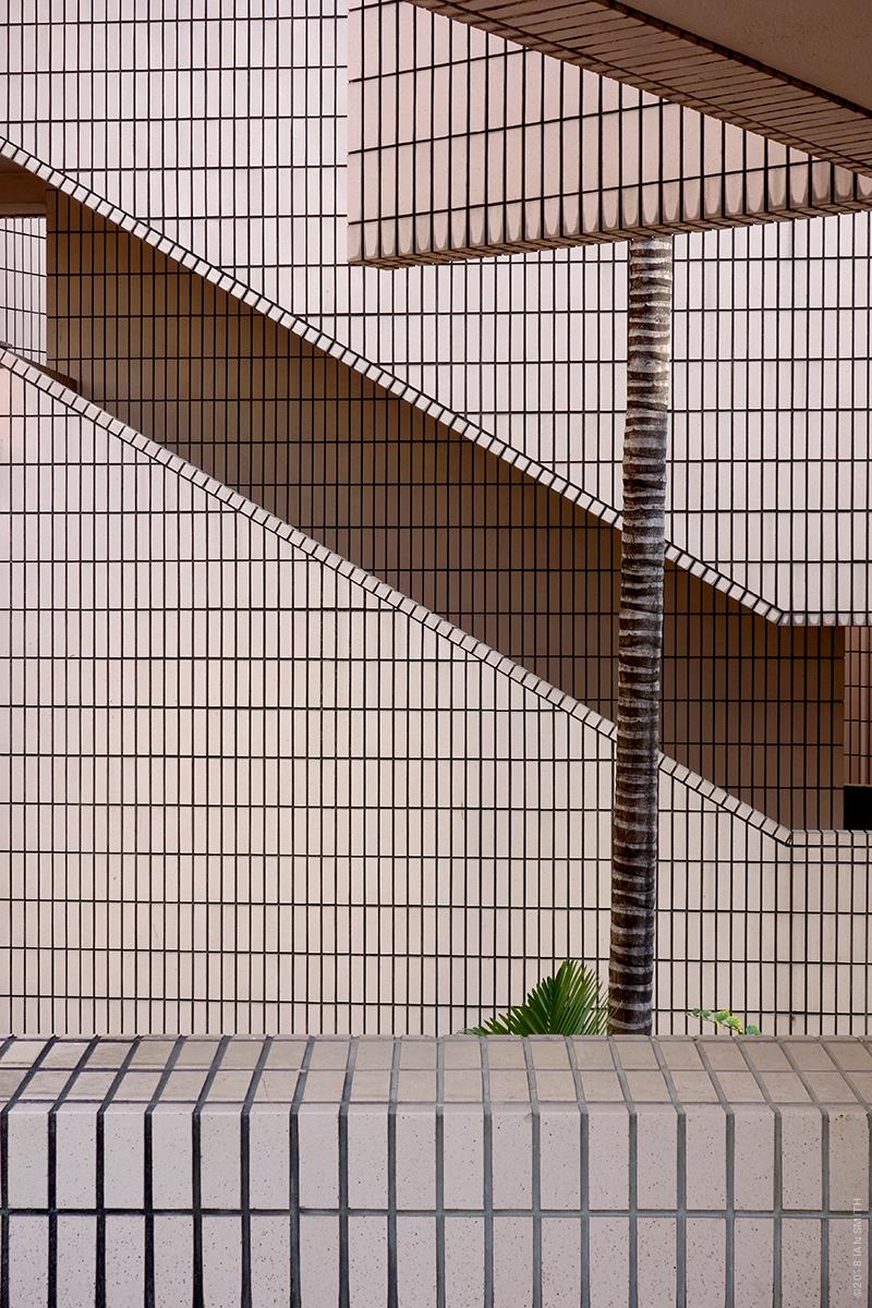 Hong Kong Cultural Centre Abstract